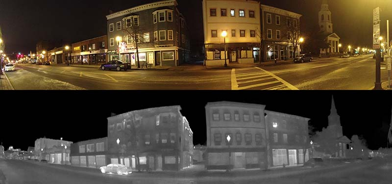 Attached Image: My apartment and street in IR and visible.jpg