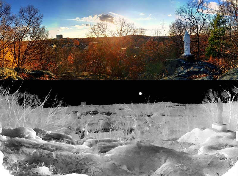 Attached Image: Foster St Hill (visible and thermal IR).jpg