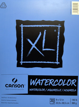 Attached Image: Canson_Watercolor_Paper.jpg