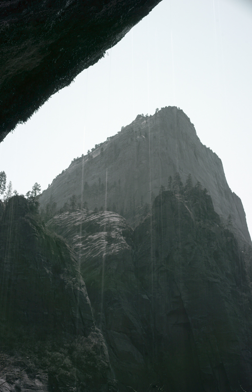 Attached Image: View Up from Weeping Rock j small ex DSC00061.jpg